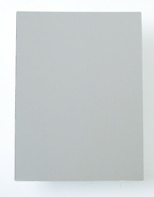 """Aluminum Cover Plate - 4.75"""" x 6.5"""" to replace M&S Intercom - 13 Colors Choices 9"""