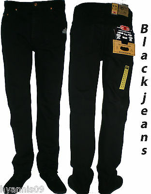 Mens Aztec jeans heavy duty work casual regular fit trousers 6