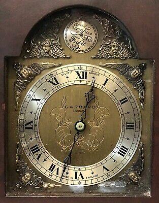 Lovely Elliott London Garrard Mantel Bracket Clock With Brass Dial 6