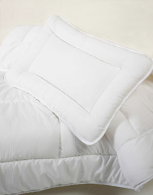 Anti-Allergy, Quality, Kids, Baby, Toddler, Junior, Nursery Cot Bed Pillow 3
