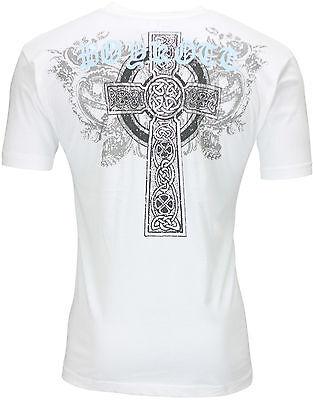 New Mens Graphic Print T Shirt Biker Top Cotton Crew Neck Tee Top Summer Cotton 9