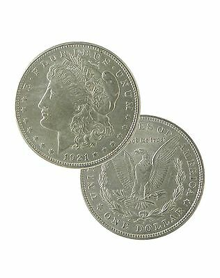 1921 Silver Morgan Dollar VG+ Lot of 20 S$1 Delivered in a New Coin Tube 2
