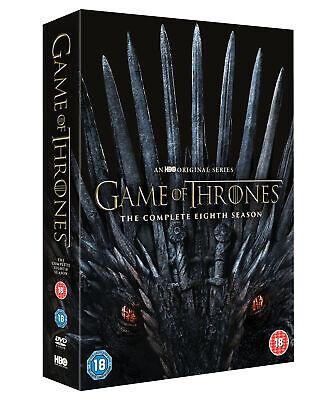 Game of Thrones: Season 8 [2019] (DVD) Emilia Clarke,Peter Dinklage 2