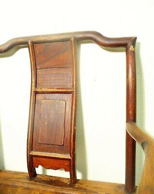 Antique Chinese Ming Arm Chairs (5730) (Pair), Circa 1800-1849 6