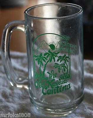The Old Kailua Cantina 1985 Cinco Demayo Acl Glass Hawaii Bottle 4