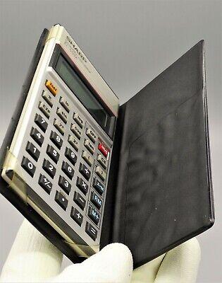 Calculadora Sharp El-509A Caja Original, Vintage Antigua De Calidad Japonesa 4