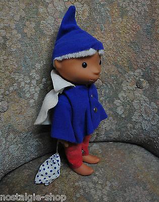Spielzeug Original Sandmännchen 3 Stück Figur TV Puppe älter Vintage