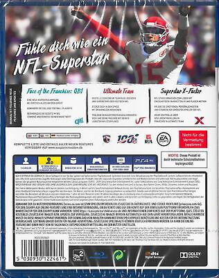 Madden NFL 20 - PlayStation 4 PS4  EA Sports Football Neu & OVP Deutsche Version 2