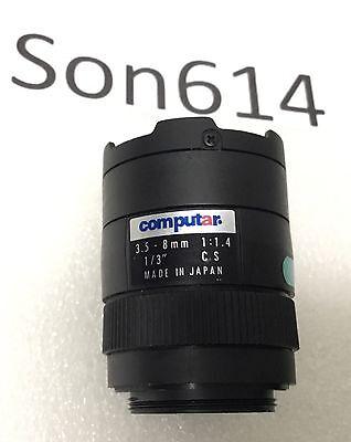 Bosch LTC0255MC CCTV 480~540TVL 3.5-8mm NTSC Surveillance Security Color Camera