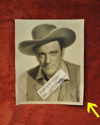 James Arness Gunsmoke Marshal Dillon Vintage 1950's Studio Portrait  (8 x 10) 2