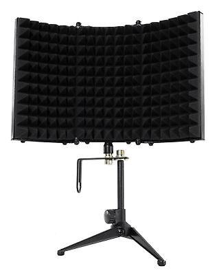 Rockville RCM02 Pro Studio Recording Condenser Microphone Mic+Shock Mount+Shield 10