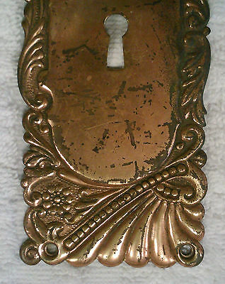 Backplate/vintage Brass/bronze 3