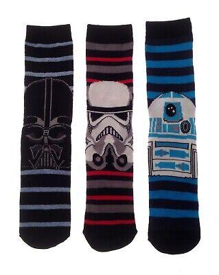 Kids 3 Pack Of Character Socks Boys Girls Disney Ankle School Socks 3 Pairs Size 5