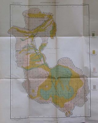 4 Soil Survey Alkali Maps Baker City Oregon Haines Wingville North Powder 1903 5