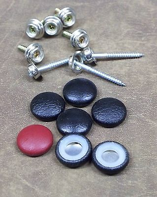 12 Dura Snap Upholstery Buttons 30 36 With 3 4 1 1 2 Screw