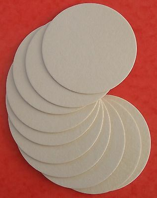 20 Blank Coasters for Art and Craft -Round and Square (PLEASE READ DESCRIPTION) 2