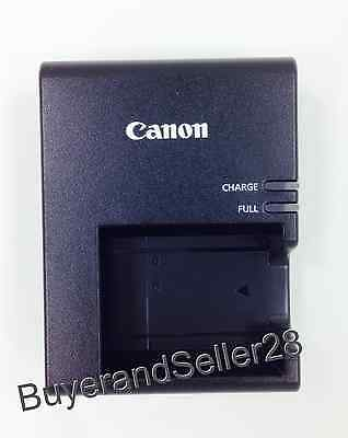 New Genuine Canon Battery Charger LC-E10, Fits Rebel T3/T5/T6/T7 LP-E10 Battery 3