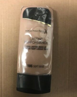 Max factor Lasting performance Foundation/ sealed/35 ml  (Choose Your shade ) 5