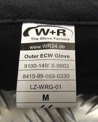Genuine British Military Issue W+R ECW Extreme Cold Weather Black Combat Gloves 6