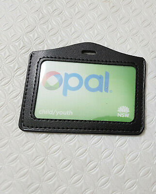 retractable lanyard id badge opal card holder business security Pass aus stock 5