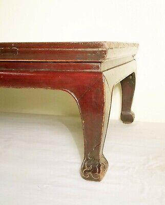 Antique Chinese Ming Kang Table (5395), Circa 1800-1849 9