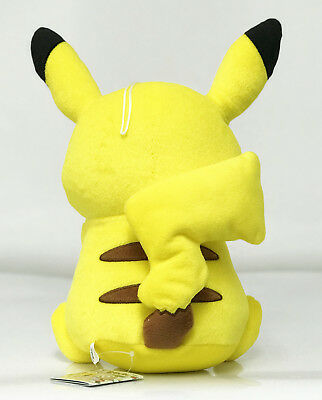 Kabigon 36cm 38294 BANPRESTO Pokemon Plush Doll Mogu Mogu Time Big Snorlax
