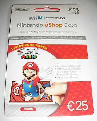Nintendo 3ds Photos With Mario Ar Karten Mario Download Codes