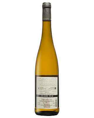 Domaine Josmeyer Gewurztraminer Hengst Grand Cru 2007 bottle Dry White Wine 2