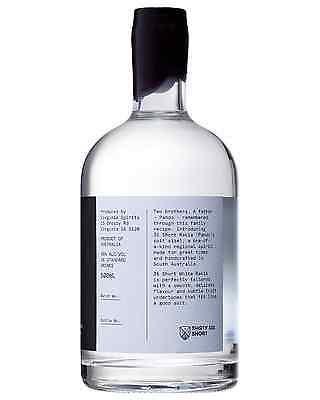 36 Short White Rakia 500ml bottle 2