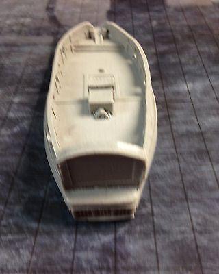 MINIATURE UNPAINTED RESIN Sloop Ship Terrain Ainsty Dwarven Forge D&D