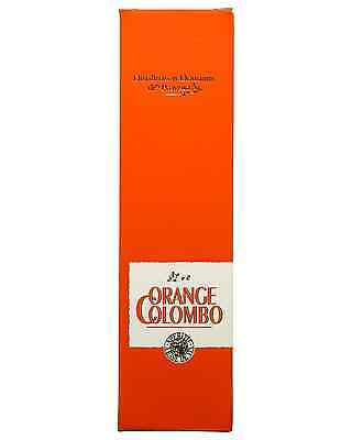 Distilleries et Domaines de Provence Orange Colombo Aperitif 750mL bottle 3