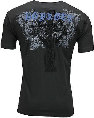 New Mens Graphic Print T Shirt Biker Top Cotton Crew Neck Tee Top Summer Cotton 5