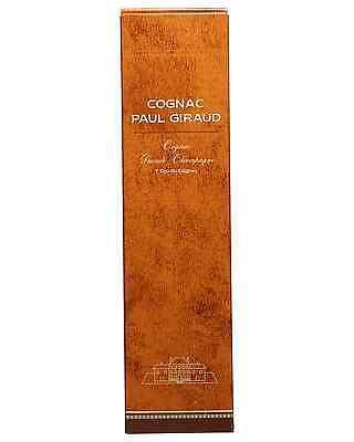 Paul Giraud Napoleon Grande Champagne Premier Cru Cognac 700mL bottle 3 • AUD 155.50