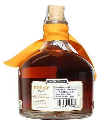 Pyrat XO Reserve Rum 750mL case of 6 Dark Rum 2
