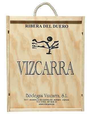 Vizcarra Torralvo Tinto Fino 2006 case of 6 Tempranillo Dry Red Wine 750mL 3