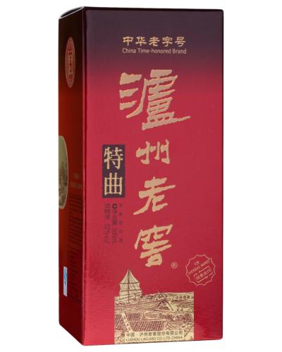 Luzhou Laojiao Tequ bottle Chinese Baijiu / Liquor 500mL
