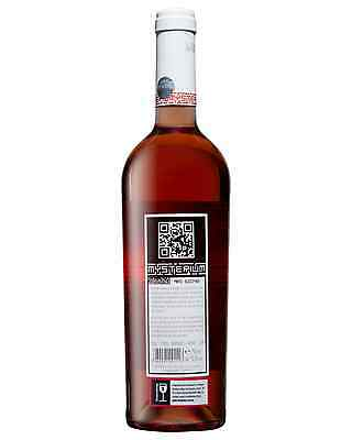 Jidvei Mysterium Rose 2011 bottle Cabernet Sauvignon, Syrah Rosé Wine 750mL 2