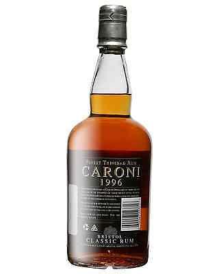 Bristol Spirits Caroni Distillery 1996 Rum 700mL bottle Dark Rum
