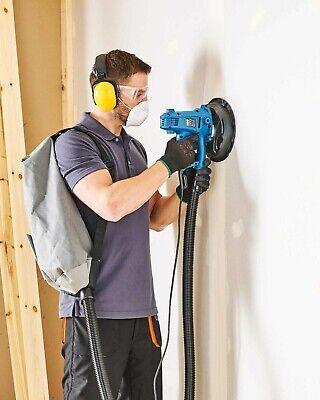 """180mm 7"""" Sanding Discs MIRKA Hook & Loop FIT WORKZONE ALDI Models 750W 710W 850W 3"""