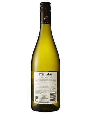 Paul Mas Chardonnay case of 6 Dry White Wine 750mL Languedoc-Roussillon