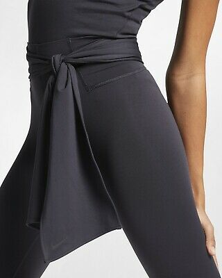 Women's Nike Leggings Sculpt Victory Running Yoga Gym Pilates Size Extra Small 8