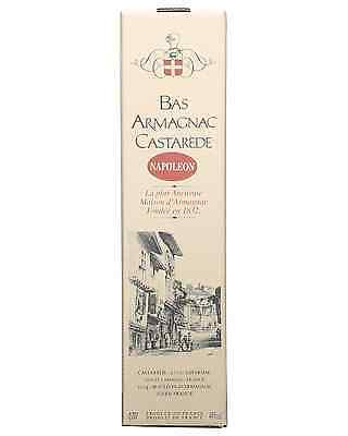 Castarede Napoleon Armagnac 15 Years Old 700mL case of 6 3