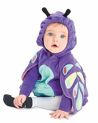 ... NEW NWT Girls Carteru0027s Halloween 3 Piece Butterfly Costume 12 18 or 24 Months  sc 1 st  PicClick & NEW NWT GIRLS Carteru0027s Halloween 3 Piece Butterfly Costume 12 18 or ...
