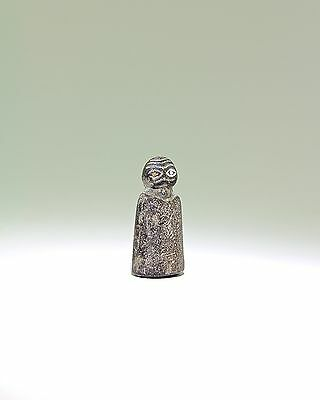 Fine Provenance and Rare Ancient Near Eastern Eye Idol - 4000 BC 9