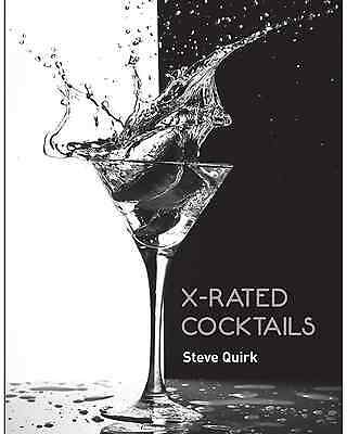 New Holland Publishers X-Rated Cocktails Books 2