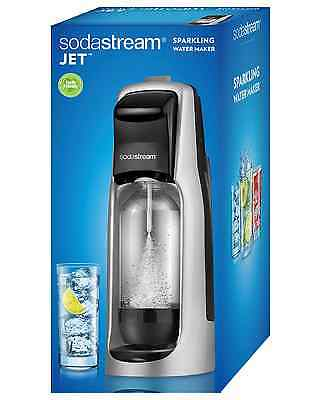 SodaStream Jet Sparkling Water Maker mixer