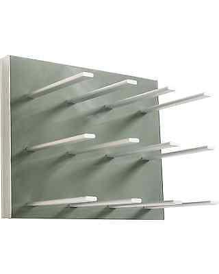 STACT Wine Rack, Gunmetal Grey Bar Accessories 2