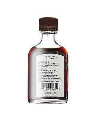 Woodford Reserve Spiced Cherry Bitters 100mL bottle 2