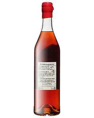 Comte de Lamaestre 1967 Bas Armagnac 700mL case of 6 Brandy 2