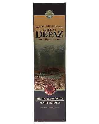 Depaz Vieux Rhum Agricole 3 Years Old 700mL case of 6 Dark Rum
